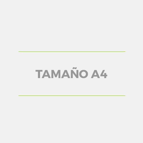 Tamaño A4