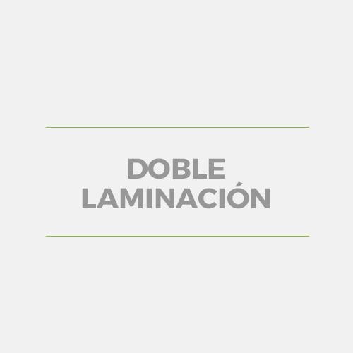 Doble Laminación