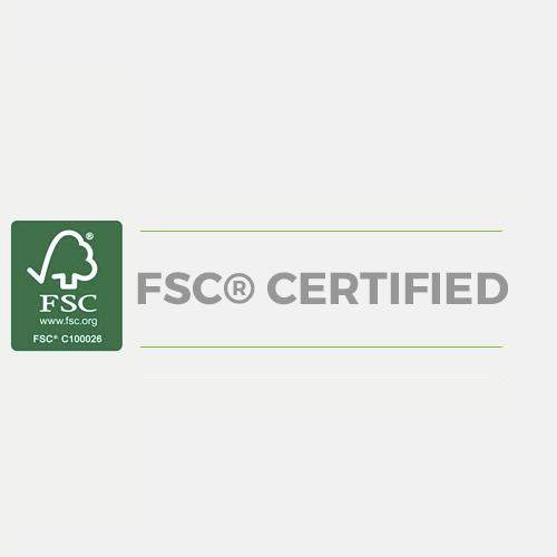 FSC® Certified