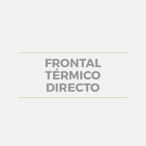 FRONTAL TÉRMICO DIRECTO