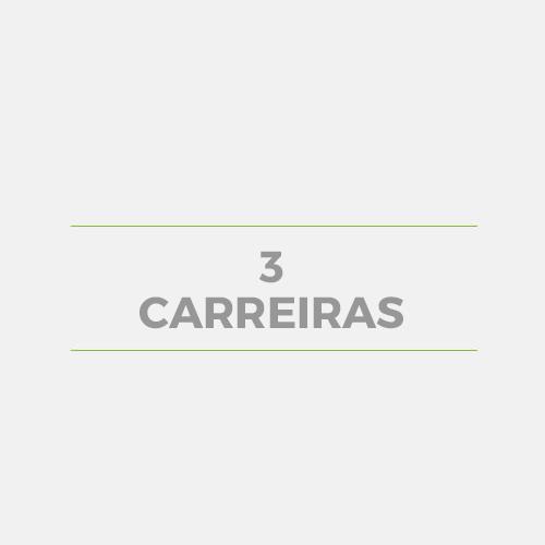 3 Carreiras