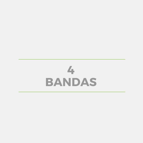 4 Bandas