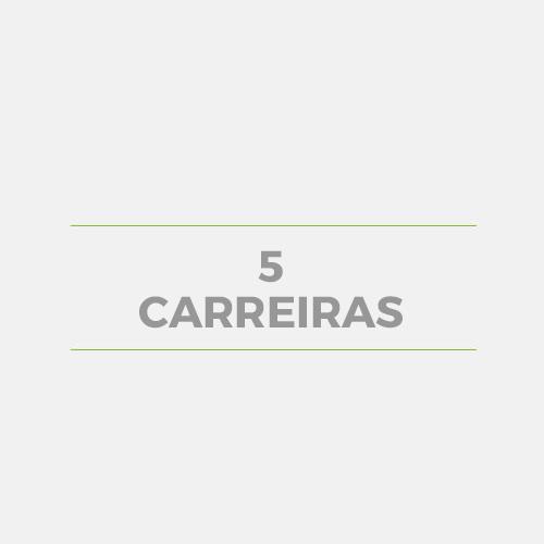 5 Carreiras