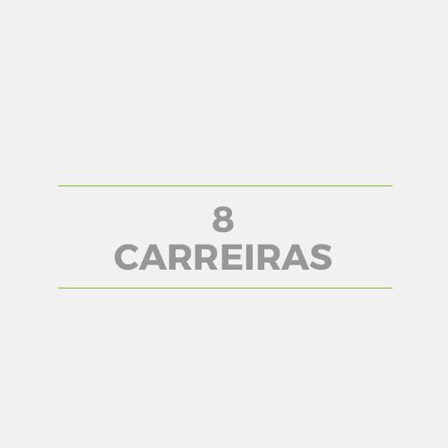 8 Carreiras