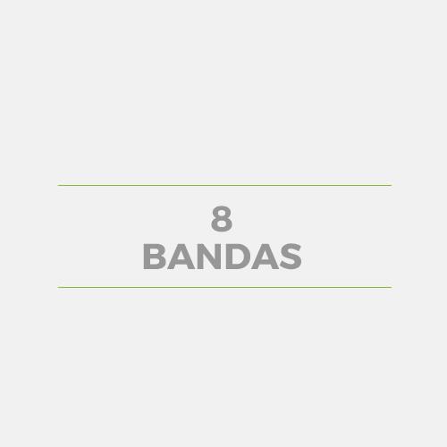 8 Bandas