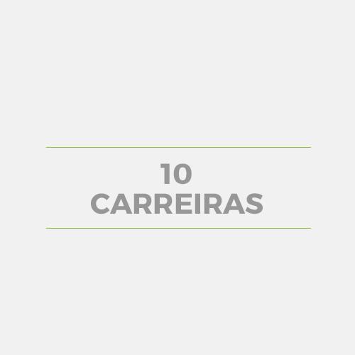 10 Carreiras