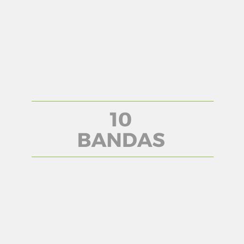 10 Bandas