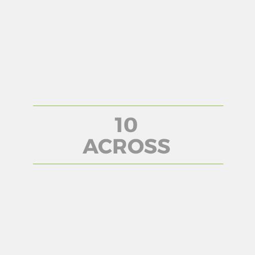 10 Across