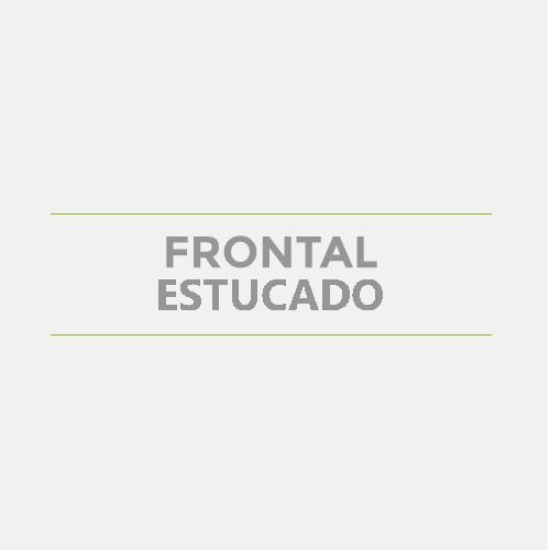 Frontal Estucado