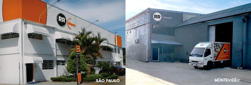 RR Etiquetas São Paulo | Montevidéu