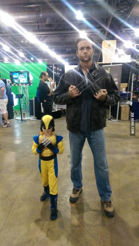 He ...  sc 1 st  EMGN & 15 Father Son Halloween Costumes That Are Too Adorable
