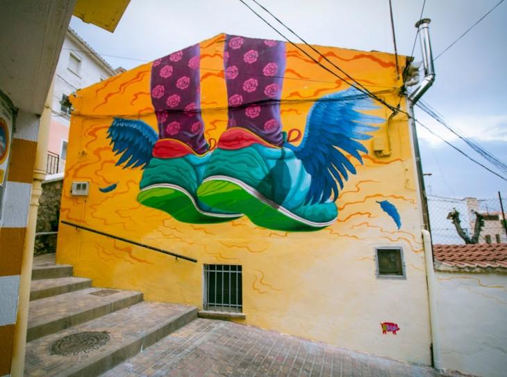 22 obras de arte urbano por el mundo