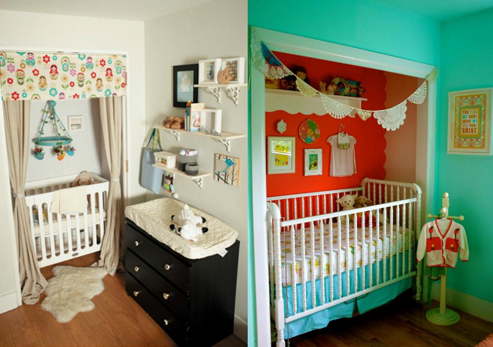 3 consejos para hacer espacio para tu beb en una casa peque a - Consejos para construir una casa ...