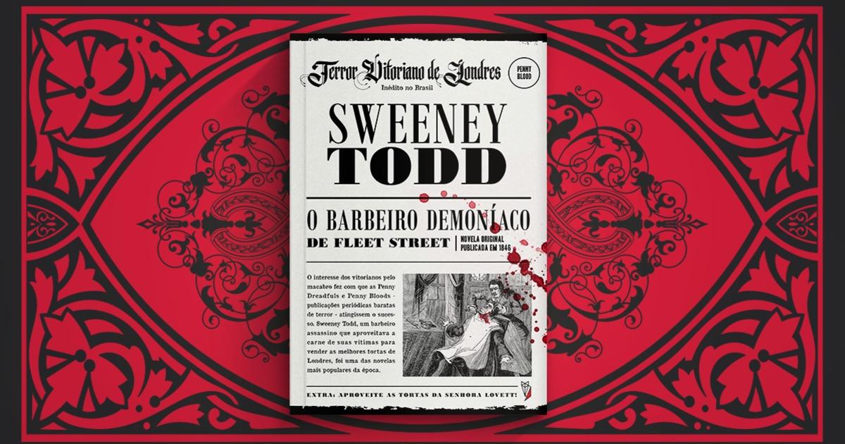 Sweeney Todd | O livro original de 1846 · Catarse
