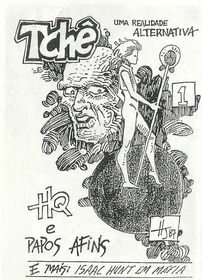 Primeira edição de 1987