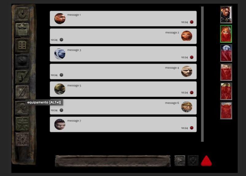 Versão desktop