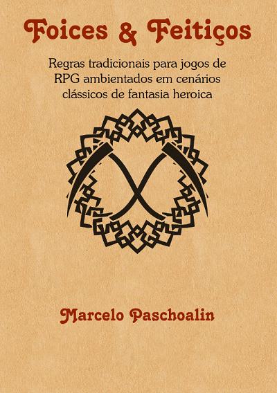 Foices & Feitiços (capa)