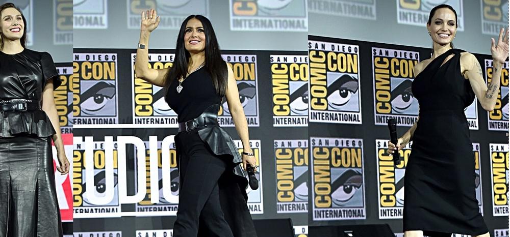 Comic Con San Diego: los mejores estilos de las estrellas de Marvel