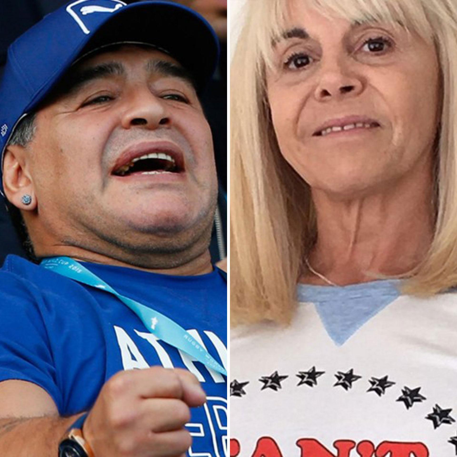 Maradona vs. Villafañe: ¿Cuándo le allanan la casa a Claudia con un cerrajero?