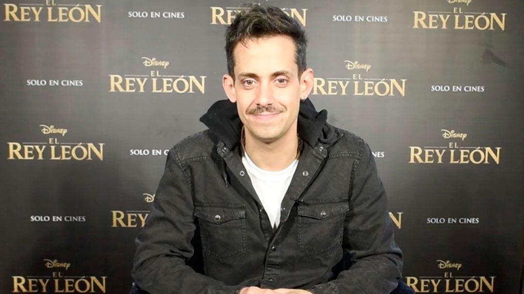 Soy Rada se compara con todos los personajes de El Rey León