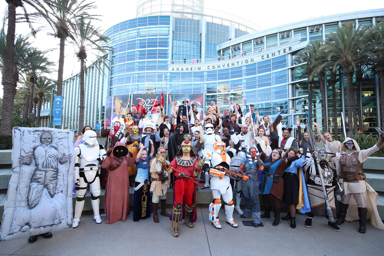 D23 Expo: Así celebran los fans de Disney en Los Angeles
