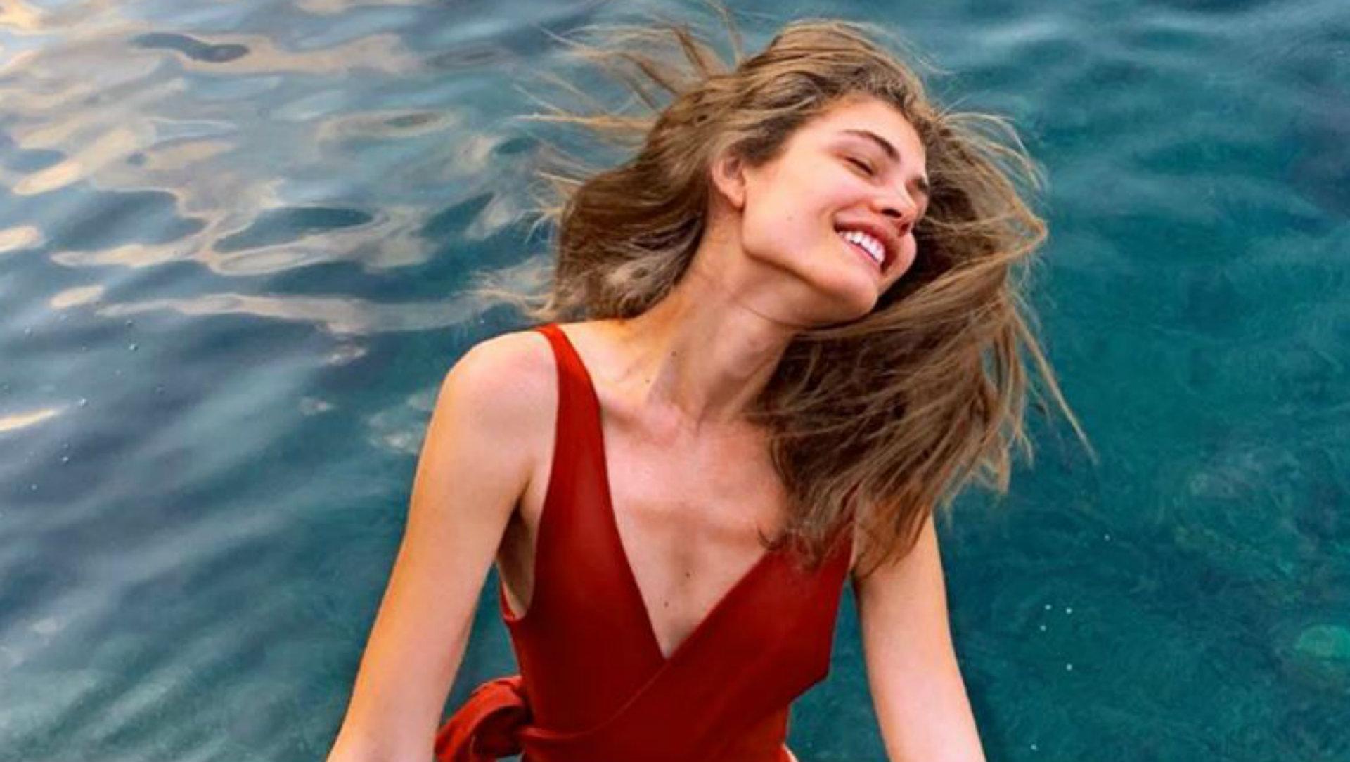 Quién es Valentina Sampaio, el ángel trans de Victoria's Secret