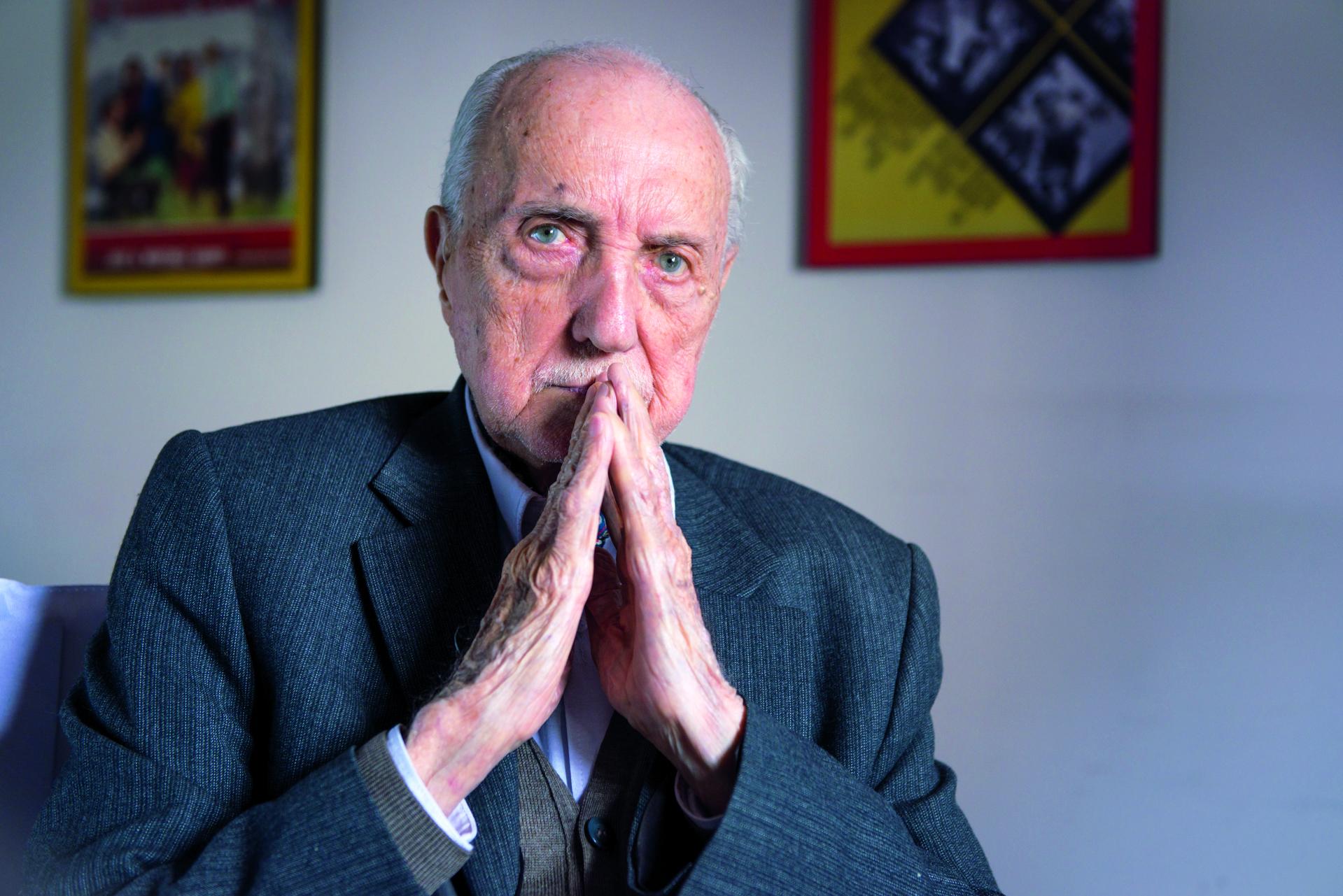 Josecito: Un joven de 93 años que se fue en paz