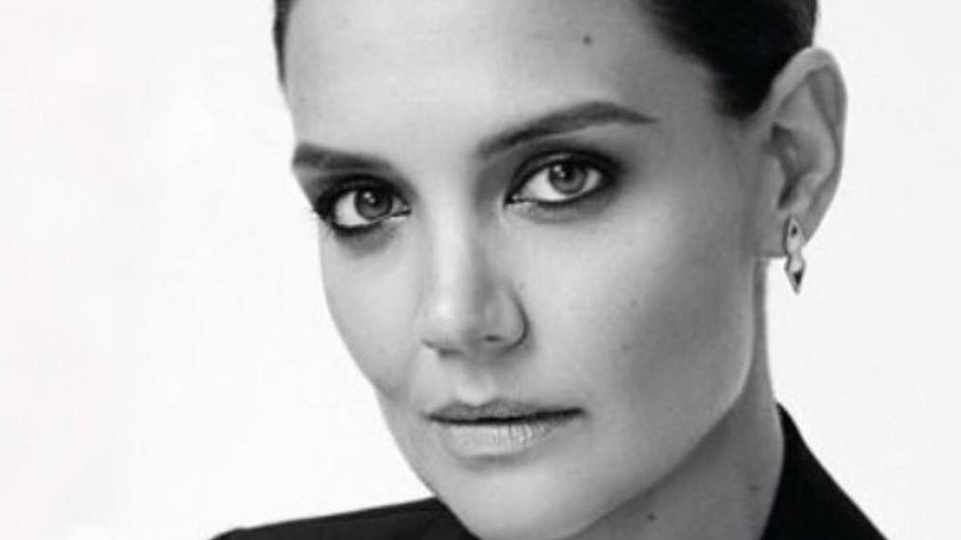 Katie Holmes separada, ¿y cerca de Tom Cruise?