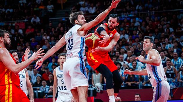 Argentina subcampeón en el Mundial de básquet: el reconocimiento eterno