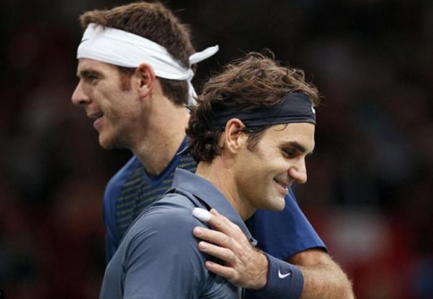 Juan Martín Del Potro VS Roger Federer: exhibición de lujo en Argentina