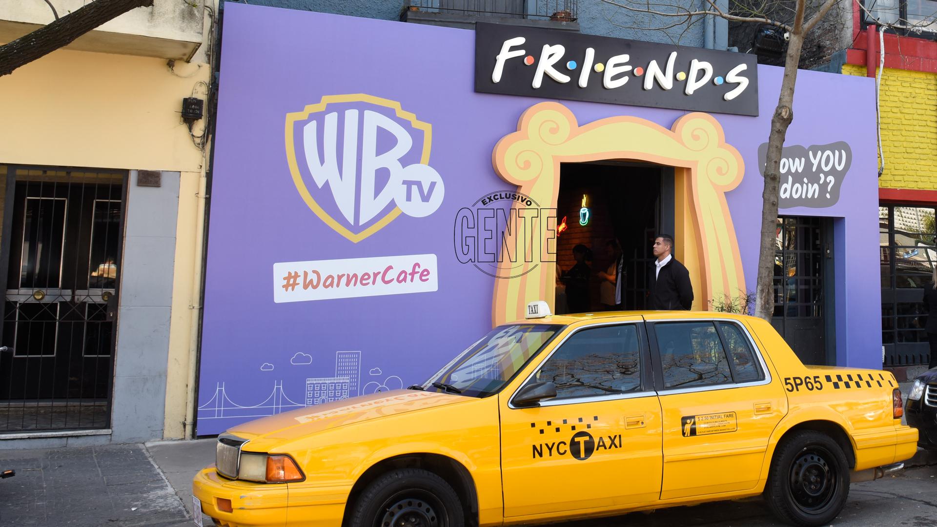 Friends llegó a la Argentina: Fotos exclusivas