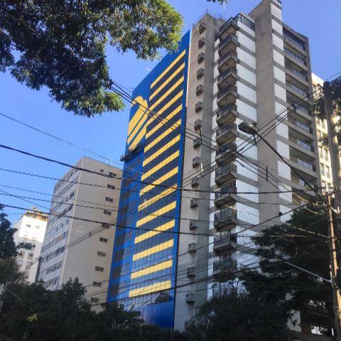 Fotografia da fachada do GuardeAqui Unidade Bela Vista