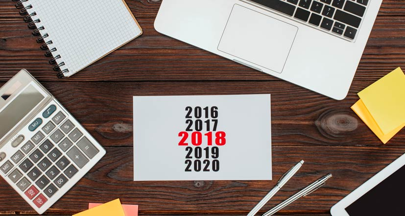 Obrigações fiscais 2018