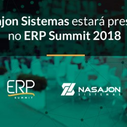 Nasajon Sistemas no ERP Summit 2018