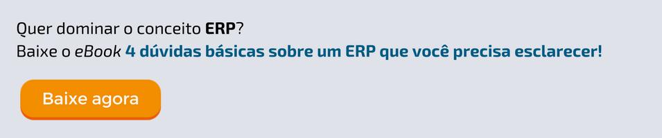 Baixe o eBook O que é um ERP