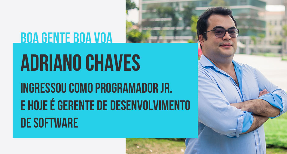 Nasajon Sistemas - Boa Gente Boa Voa - Adriano Chaves