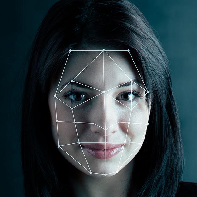 Reconhecimento facial para registro de ponto