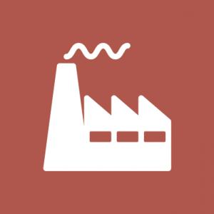 planejamento e controle do fluxo de produção de materiais.