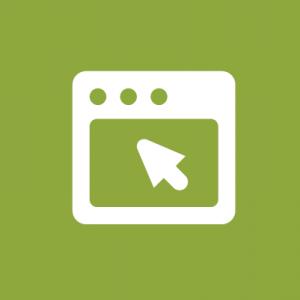 Compartilhamento de informação por meio de intranet.