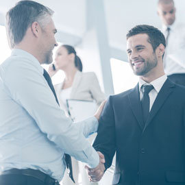 ações para identificar clientes potenciais.