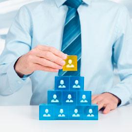 recursos para medir a produtividade de funcionários.