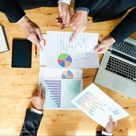 Principais etapas para um planejamento financeiro.