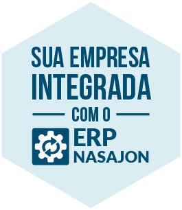 Sua Empresa Integrada com o ERP Nasajon