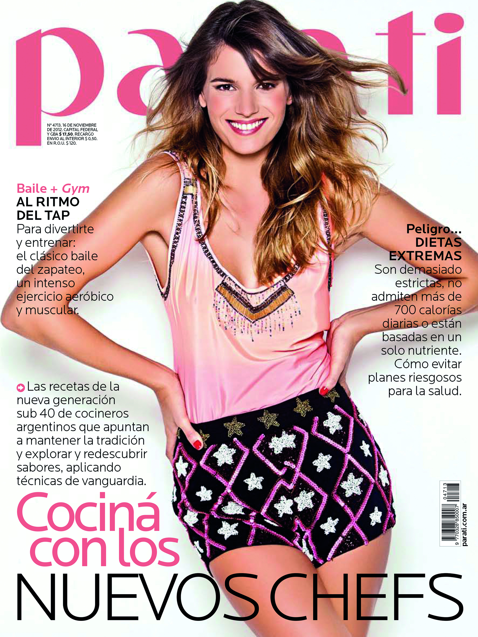 #PARATI - Yésica Toscanini - moda futura mama 06-10-17