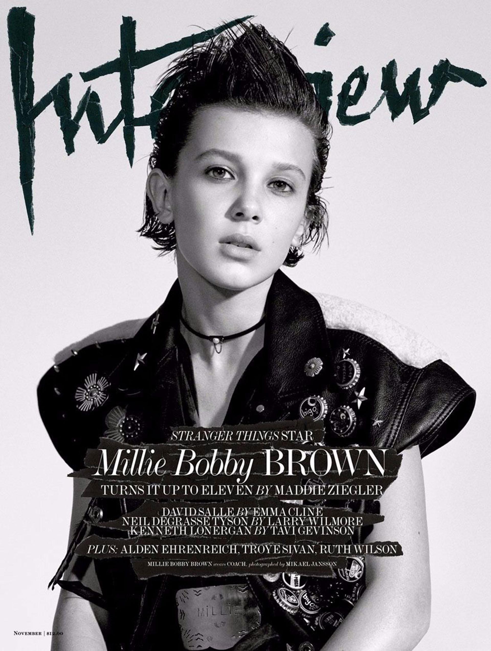 Millie se convirtió en un ícono fashion.