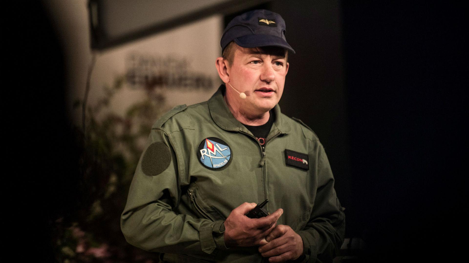 Peter Madsen, el inventor sospechoso del asesinato de la periodista Kim Wall (Reuters)