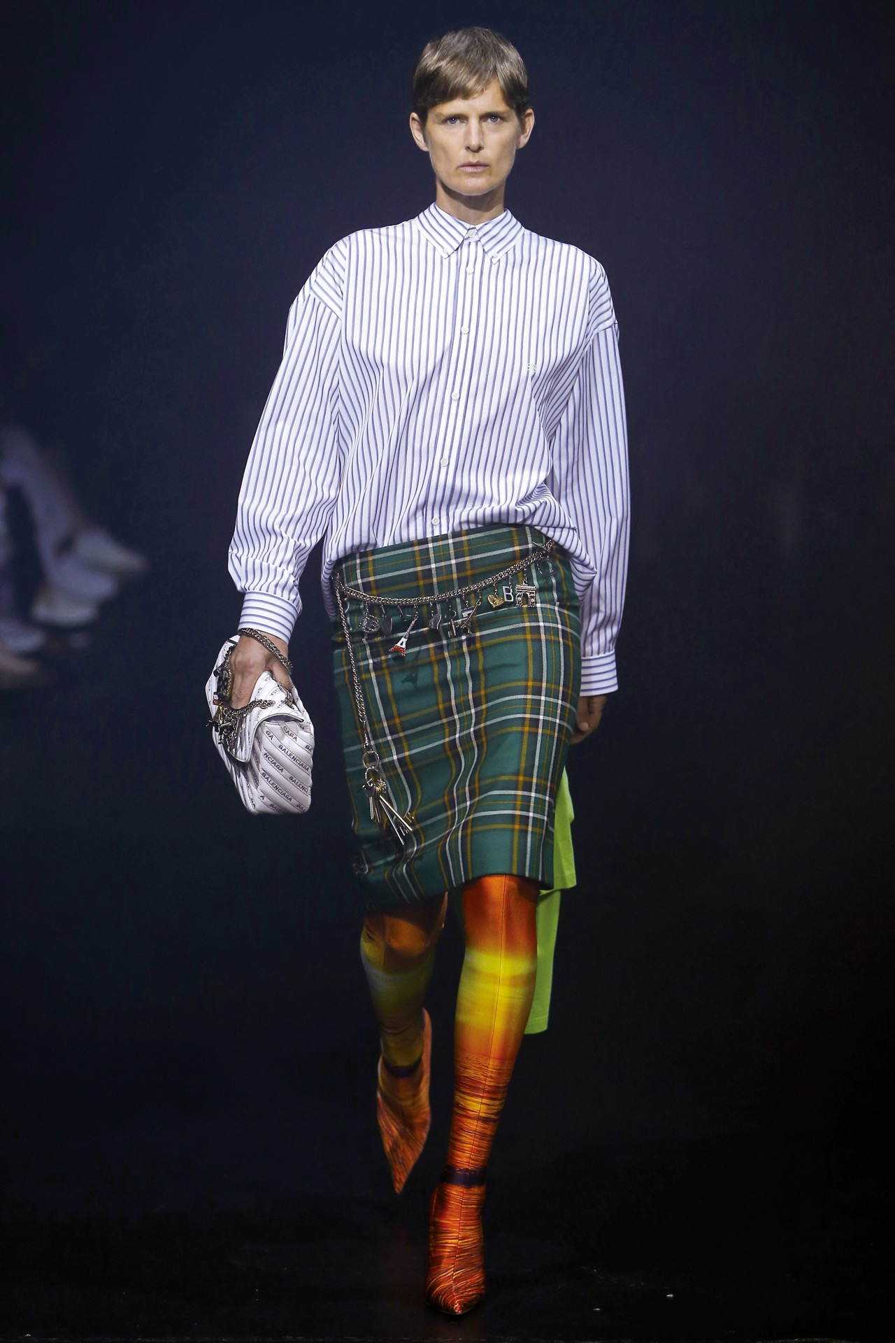 Faldas escocesas
