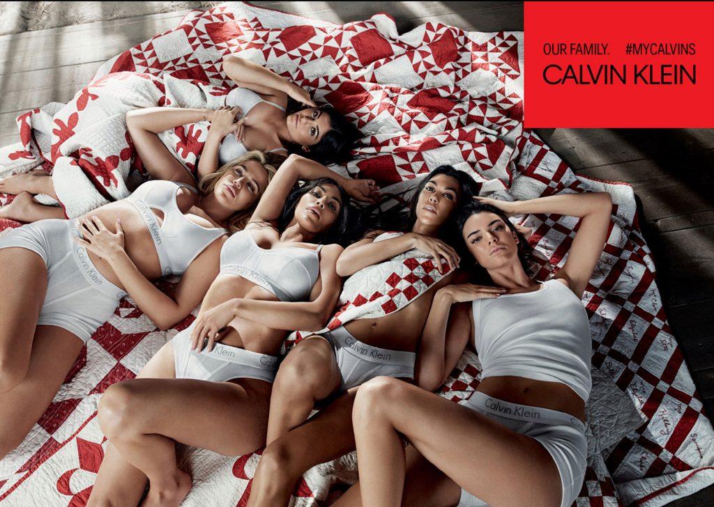 Las hermanas Kardashian compartieron escena