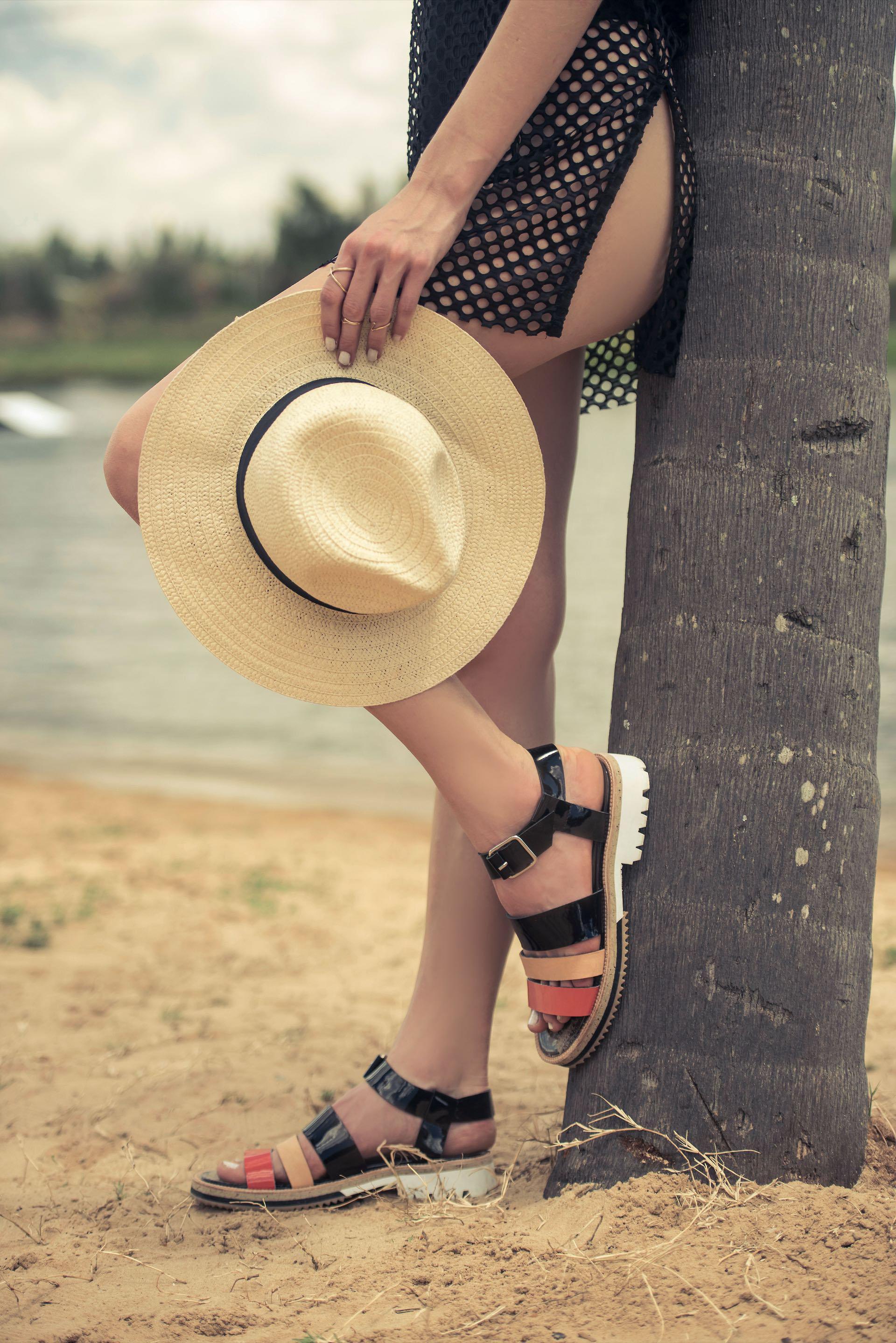Sombrero panamá. Foto: Maia Croizet/ Para Ti