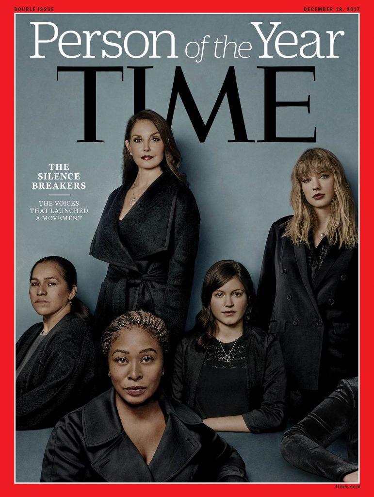 Revista Time - Diciembre 2017 (2)